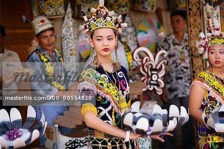 Sarawak's Living Museum in Borneo