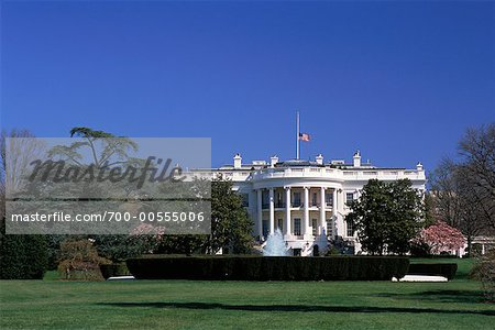 White House, Washington D.C., USA Stock Photo - Rights-Managed, Image code: 700-00555006