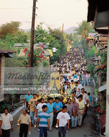 Festival, Marinduque, Philippines Stock Photo - Rights-Managed, Image code: 700-00555306