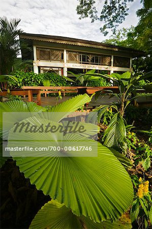 Visitor Center at the Singapore Botanical Gardens, Singapore