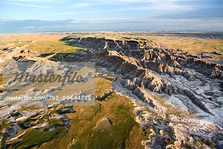 Badlands National Park, South Dakota, USA Stock Photo - Rights-Managed, Image code: 700-00644285
