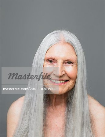 Portrait of Woman Stock Photo - Rights-Managed, Image code: 700-00781986