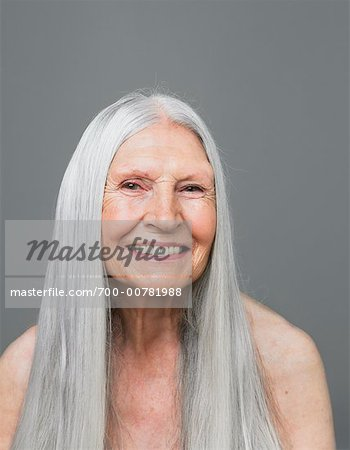 Portrait of Woman Stock Photo - Rights-Managed, Image code: 700-00781988