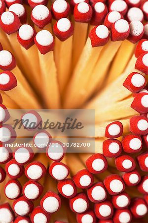 Close Up of Matches Stock Photo - Rights-Managed, Image code: 700-00782700