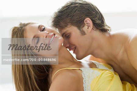 Portrait of Couple Stock Photo - Rights-Managed, Image code: 700-00848696