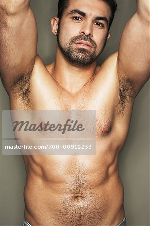 Man's Chest Stock Photo - Rights-Managed, Image code: 700-00910233
