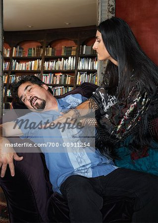Couple Fighting Stock Photo - Rights-Managed, Image code: 700-00911254