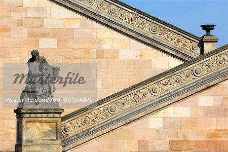 Alte Nationalgalerie Staircase, Berlin, Germany