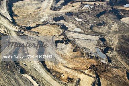 Suncor Oil Sands, Alberta, Canada