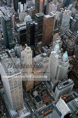 Midtown Manhattan, New York City, New York, USA Stock Photo - Rights-Managed, Image code: 700-01110246