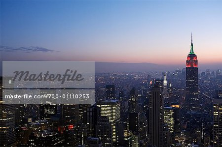 New York City Skyline, New York, USA Stock Photo - Rights-Managed, Image code: 700-01110253