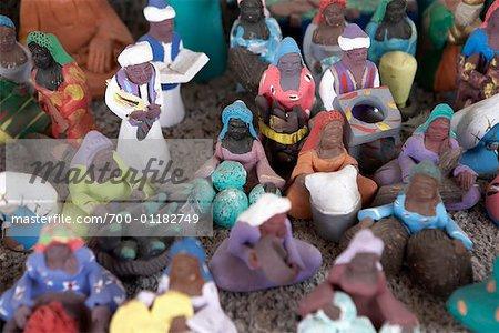 Figurines For Sale, Aswan, Egypt