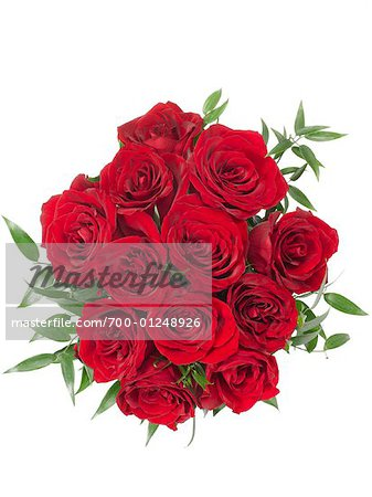 Bouquet of Roses Stock Photo - Rights-Managed, Image code: 700-01248926