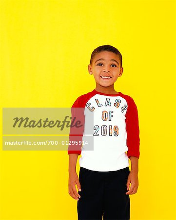Portrait of Boy Stock Photo - Rights-Managed, Image code: 700-01295914