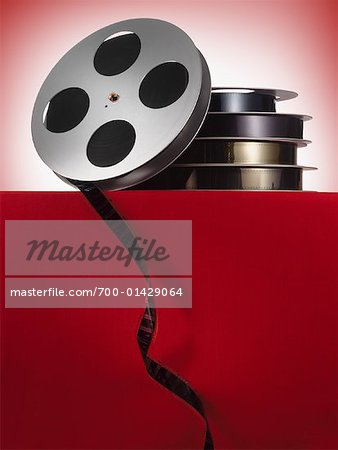 Film Reels Stock Photo - Rights-Managed, Image code: 700-01429064