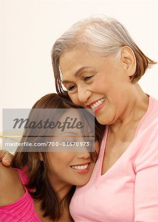 Mother and Daughter Stock Photo - Rights-Managed, Image code: 700-01670973