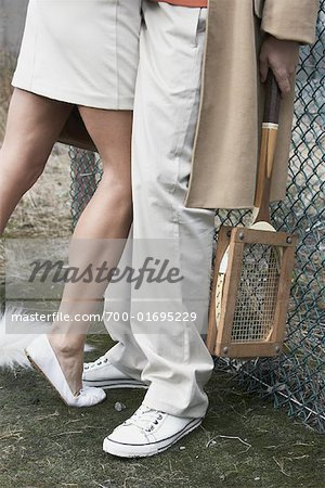 View of Couple's Legs Stock Photo - Rights-Managed, Image code: 700-01695229