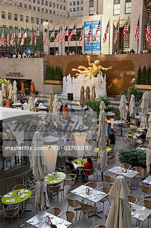 Rockefeller Center, New York City, New York, USA Stock Photo - Rights-Managed, Image code: 700-01765087