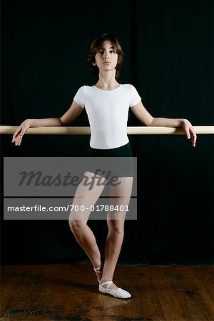 Portrait of Dancer Stock Photo - Rights-Managed, Image code: 700-01788401