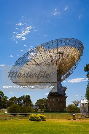 Parkes Observatory, Parkes, New South Wales, Australia Stock Photo - Rights-Managed, Image code: 700-01880122