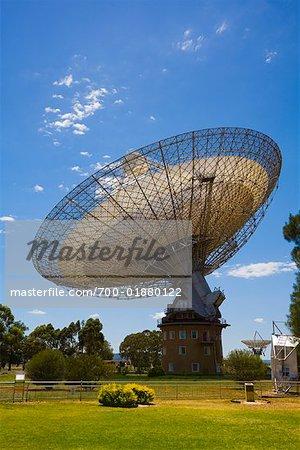 Parkes Observatory, Parkes, New South Wales, Australia