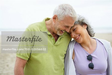 Portrait of Couple Stock Photo - Rights-Managed, Image code: 700-02056022