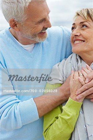 Portrait of Couple Stock Photo - Rights-Managed, Image code: 700-02056028