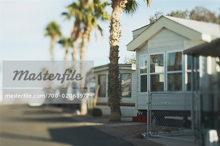 Trailer Park Stock Photo - Rights-Managed, Image code: 700-02063977