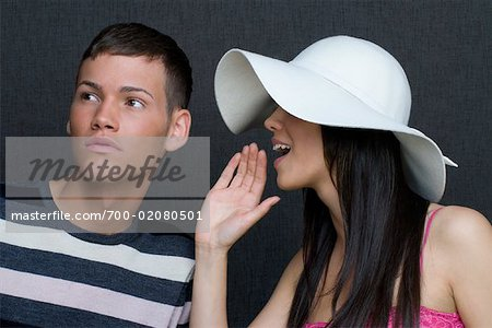 Woman Yelling at Man Stock Photo - Rights-Managed, Image code: 700-02080501