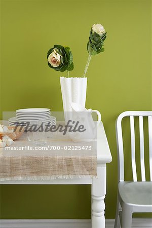 Table Setting Stock Photo - Rights-Managed, Image code: 700-02125473