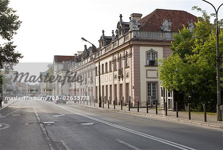 Miodowa Street, Old Town, Warsaw, Poland Stock Photo - Rights-Managed, Image code: 700-02633778