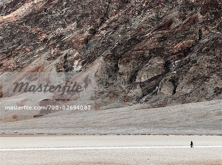 People Walking in Desert, Death Valley, California, USA Stock Photo - Rights-Managed, Image code: 700-02694083