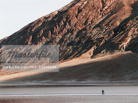 People Walking in Desert, Death Valley, California, USA Stock Photo - Rights-Managed, Image code: 700-02694084