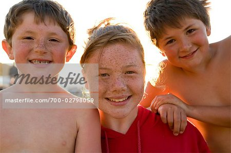 Children Outdoors Stock Photo - Rights-Managed, Image code: 700-02798059