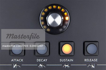 Buttons and Dial Stock Photo - Rights-Managed, Image code: 700-02801087