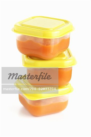 Organic Carrot Baby Food Stock Photo - Rights-Managed, Image code: 700-02833204