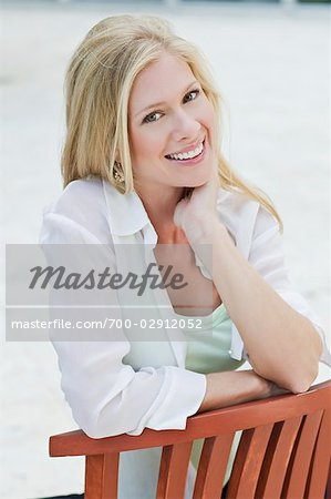 Portrait of Woman Stock Photo - Rights-Managed, Image code: 700-02912052