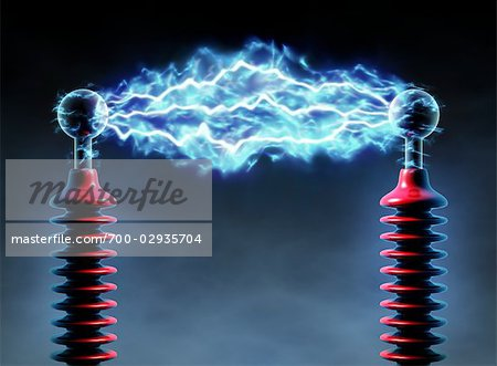 Electrical Charge Stock Photo - Rights-Managed, Image code: 700-02935704