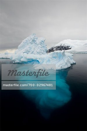 Iceberg, Antarctica Stock Photo - Rights-Managed, Image code: 700-02967481