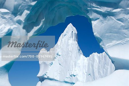 Iceberg, Antarctica Stock Photo - Rights-Managed, Image code: 700-02967495