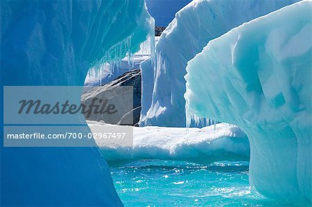 Iceberg, Antarctica Stock Photo - Rights-Managed, Image code: 700-02967497