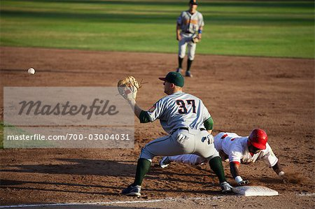 Baseball Game Stock Photo - Rights-Managed, Image code: 700-03004031