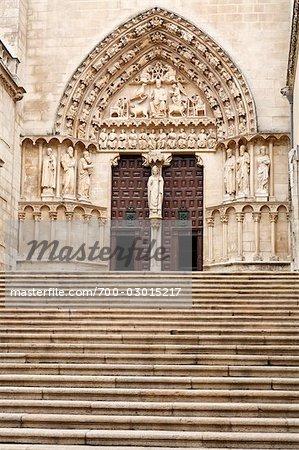 Burgos Cathedral, Burgos, Burgos Province, Spain