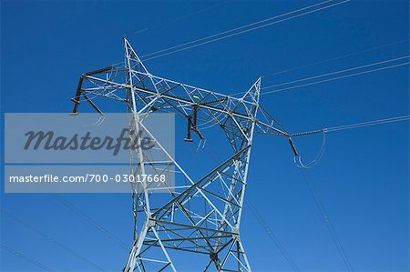 Hydro Tower Stock Photo - Rights-Managed, Image code: 700-03017668