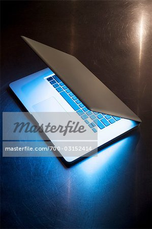 Laptop Computer Stock Photo - Rights-Managed, Image code: 700-03152414
