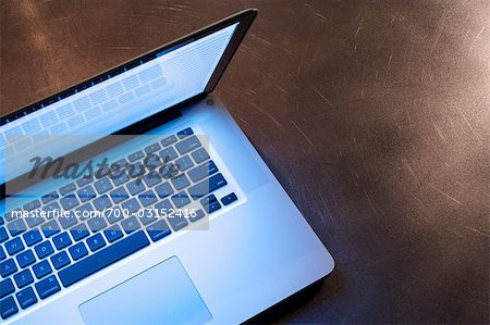 Laptop Computer Stock Photo - Rights-Managed, Image code: 700-03152416