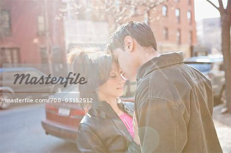 Young Couple Hugging Stock Photo - Rights-Managed, Image code: 700-03152512