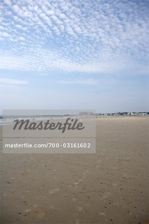 Beach in Kennebunkport, Maine, USA Stock Photo - Rights-Managed, Image code: 700-03161602