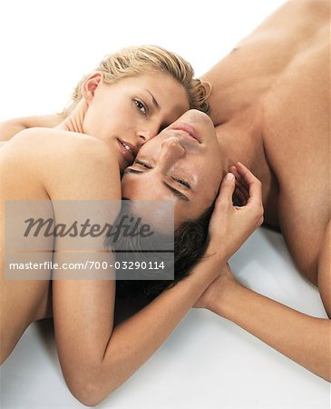 Close-up of Nude Couple Stock Photo - Rights-Managed, Image code: 700-03290114