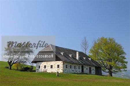 Farmhouse, Mostviertel, Lower Austria, Austria